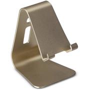 Tec+ Aluminium Smartphone Stand (Up To 11m Depth) - Gold