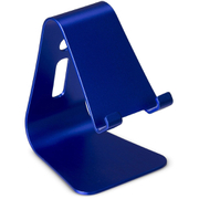 Tec+ Aluminium Smartphone Stand (Up To 11m Depth) - Blue