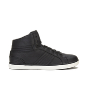 Crosshatch Men's Ecuador High Top Trainers - Black
