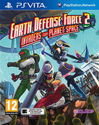 Earth Defence Force 2: Invaders from Planet Space