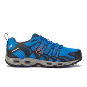 Columbia Men's Ventrailia Outdry Trainers - Hyper Blue/Heat Wave