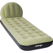 Vango Airhead Flocked Airbed - Single