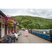 Cream Tea, Steam and Sparkle Experience For Two at Ravenglass Railway