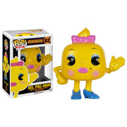 Pac-Man Ms. Pac-Man Funko Pop! Figuur