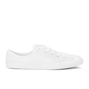 Converse Women's Chuck Taylor All Star Dainty Spring Mesh Trainers - White