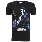 Terminator 2 Men's Judgment Day T-Shirt - Black