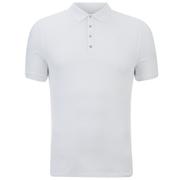 Selected Homme Men's Dawson Polo Shirt - Bright White