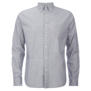 Selected Homme Men's Two Albert Checked Shirt - Medieval Blue Check