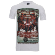 Marvel Deadpool Men's Deadpool Kills T-Shirt - White