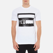 McQ Alexander McQueen Men's McQ Logo Crew T-Shirt - Optic White