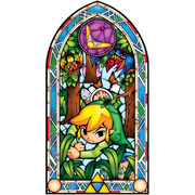 The Legend of Zelda: Wind Waker - Boomerang Wall Sticker