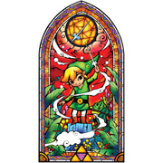 The Legend of Zelda: Wind Waker - Silver Wall Sticker