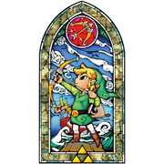 The Legend of Zelda: Wind Waker Hero's Bow Wall Sticker