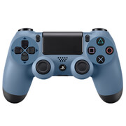 Official Sony Limited Edition Grey Blue DualShock 4 Controller