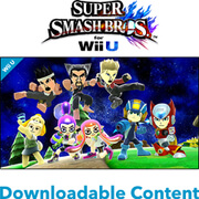 Super Smash Bros. for Wii U - Mii Fighter Costume Bundle No.2 DLC