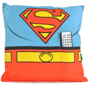 DC Comics Superman Cushion with Pockets