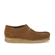 Clarks Originals Men's Wallabee Shoes - Cola Suede
