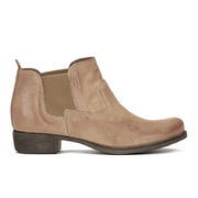 Clarks Women's Colindale Ritz Leather Chelsea Boots - Light Tan