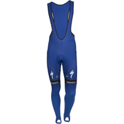 Etixx Quick-Step Bib Tights 2016 - Blue/Black