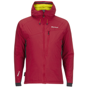 Sprayway Men's Grendel Insulated Jacket - Cherry/Smog