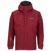 Sprayway Men's Nyx Waterproof Shell Jacket - Burgundy