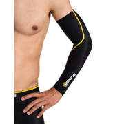 Skins Essentials Sleeves - Black/Yellow