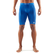 Skins DNAmic Men's Half Tights - Blue