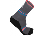 Sportful AC Vuelta 9 Socks - Grey/Pink