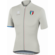 Sportful Italia CL Short Sleeve Jersey - White