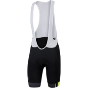 Sportful BodyFit Thermo Bib Shorts - Black/Red