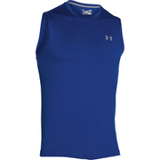 Under Armour Men's Tech Sleeveless T-Shirt - Blue