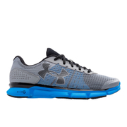 Under Armour Men's Micro G Speed Swift Running Shoes - Grey/Blue