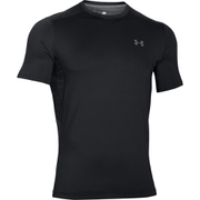 Under Armour Men's Raid Short Sleeve T-Shirt - Black/Grey
