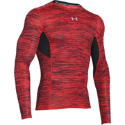 Under Armour Men's HeatGear CoolSwitch Compression Baselayer - Red