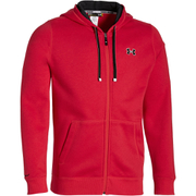 Under Armour Men's Storm Full Zip Hoody - Red/Black
