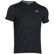 Under Armour Men's Streaker Run Short Sleeve T-Shirt - Black