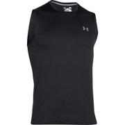 Under Armour Men's Tech Sleeveless T-Shirt - Black