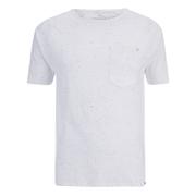 Smith & Jones Men's Caryatid Nep T-Shirt - White