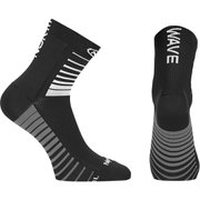 Northwave Sonic 12cm Cuff Socks - Black