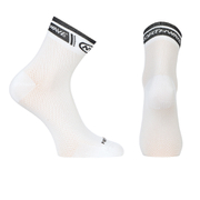 Northwave Logo High Socks - White/Black