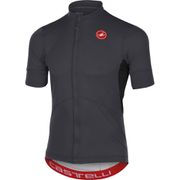 Castelli Imprevisto Nano Short Sleeve Jersey - Grey