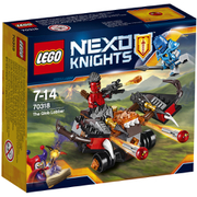 LEGO Nexo Knights: De Globwerper (70318)