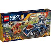 LEGO Nexo Knights: Axls mobiler Verteidigungsturm (70322)