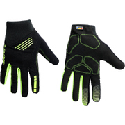 Look XC Light 2 Gloves - Black/Yellow