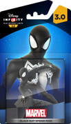 Disney Infinity 3.0: Black Suit Spiderman Figure