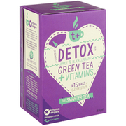 t+ Detox - Apple and Blackcurrant Flavoured Tea