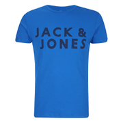 Jack & Jones Men's Core Ready T-Shirt - Director Blue