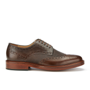 Paul Smith Shoes Men's Xander Leather Brogues - Dark Tan
