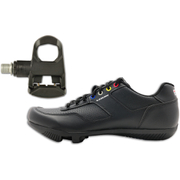 Look City Shoe and Keo Easy Pedals - Black
