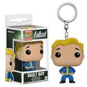 Llavero Pocket Pop! Fallout Vault Boy
